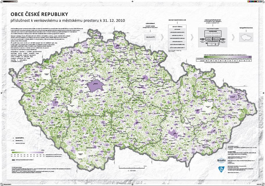 Obce České republiky M.A.P.S. Num. 4 (Univerzita Palackého v Olomouci)