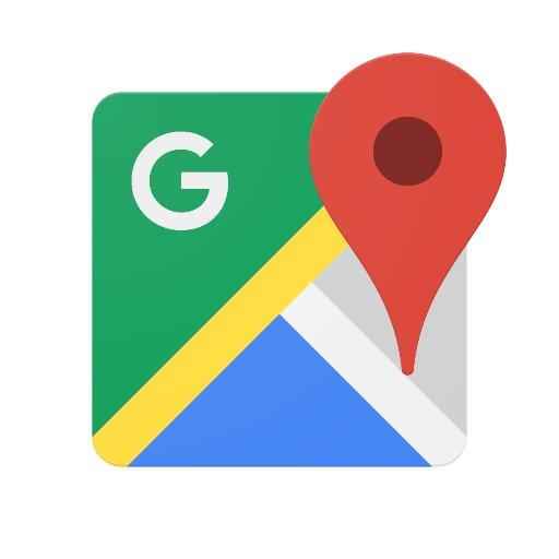A version of the Google Maps logo